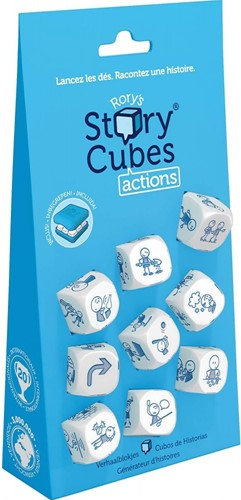 Rory's Story Cubes - Hangtab Actions