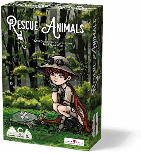 Rescue Animals Kaartspel