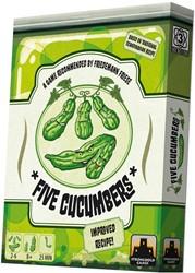 Five Cucumbers
