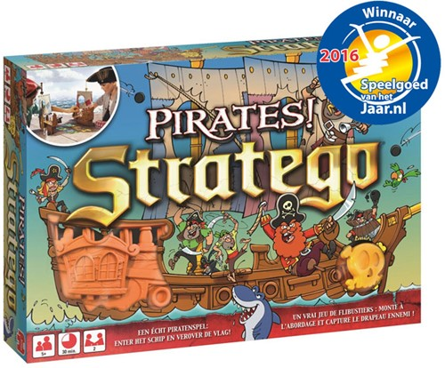 Stratego - Pirates!-1