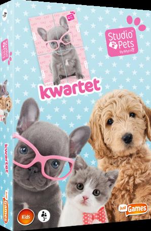 Studio Pets – Kwartet