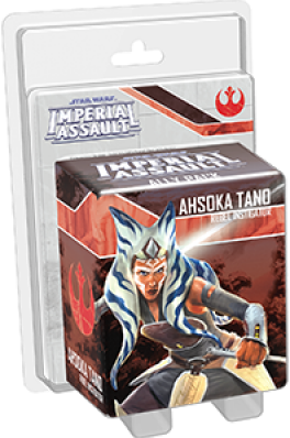 Star Wars Imperial Assault - Ahsoka Tano Ally Pack