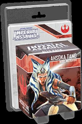 Star Wars Imperial Assault - Ahsoka Tano Ally Pack