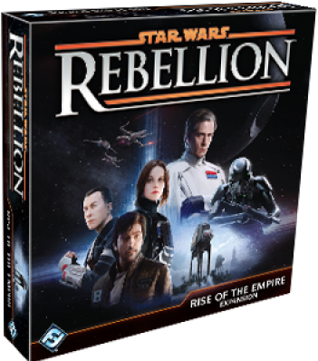 Star Wars Rebellion - Rise of the Empire