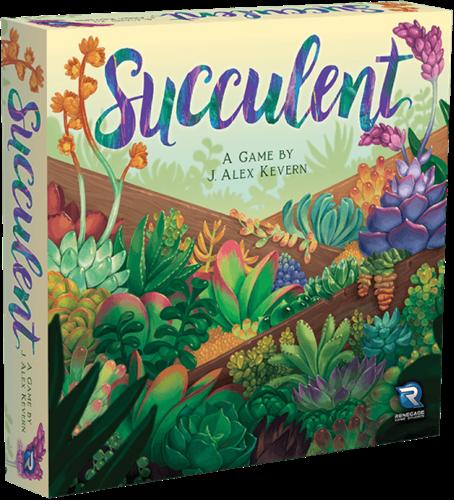 Succulent Boardgame