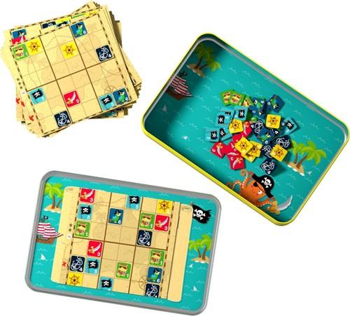 Kapitein Sudoku-2