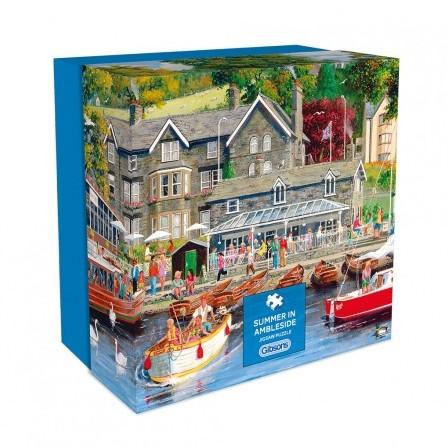 Summer in Ambleside Puzzel - Gift Box (500 stukjes)
