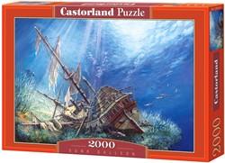 Sunk Galleon Puzzel (2000 stukjes)