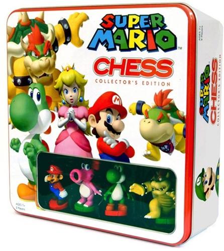 Super Mario Schaakspel (Collector Editie)