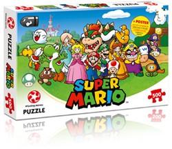 Super Mario Puzzel (500 stukjes)