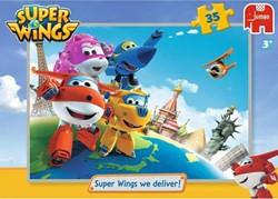 Super Wings Puzzel - We Deliver (35 stukjes)