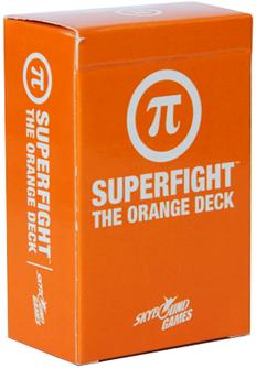 Superfight - Orange Deck Geek