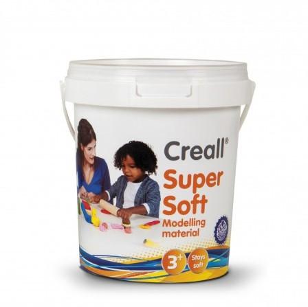 Creall Supersoft Klei (5 kleuren)