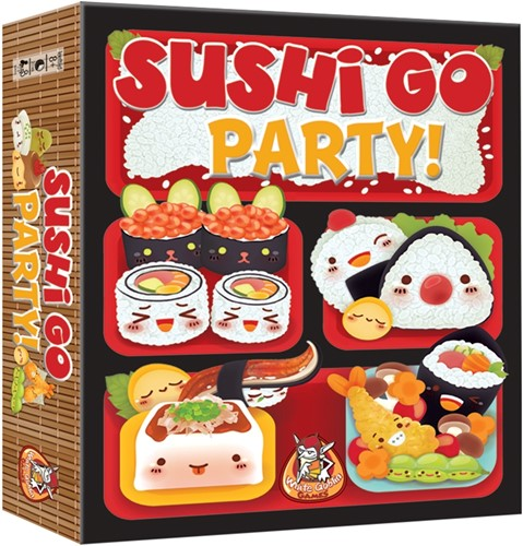 Sushi Go Party! (NL)