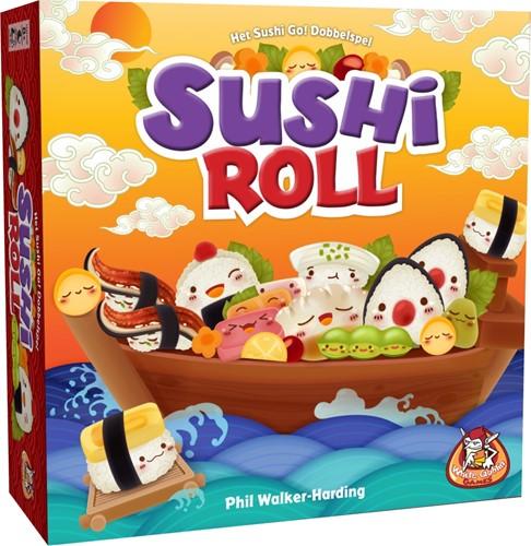 Sushi Roll - Dobbelspel