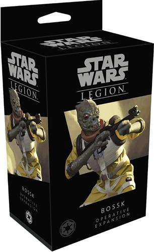 Star Wars Legion - Bossk Operative