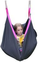 Swingbag Zwart/Roze-2