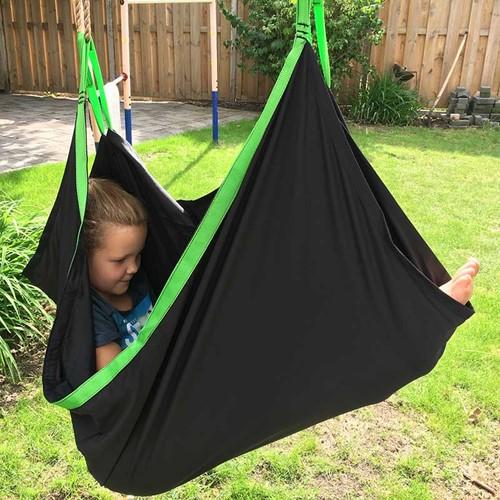 Swingbag Zwart/Groen-3