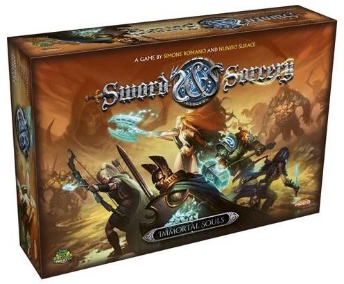 Sword & Sorcery - Immortal Souls