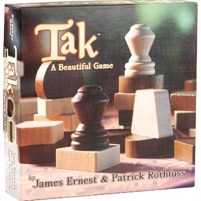 Tak - A Beautiful Game (Doos beschadigd)