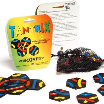 Tantrix Discovery - Reiszakje