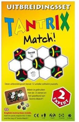 Tantrix Match - Expert uitbreiding