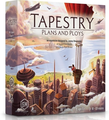 Tapestry - Plans & Ploys Expansion