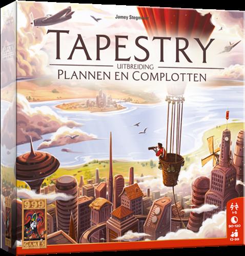 Tapestry - Plannen en Complotten Uitbreiding