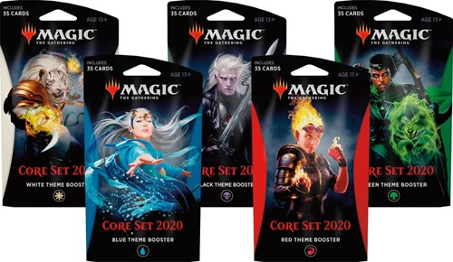 Magic The Gathering - Core 2020 Theme Booster