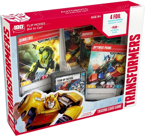 Transformers TCG Autobots Starterset