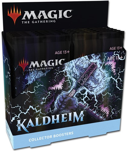 Magic the Gathering -  Kaldheim Collector Boosterbox