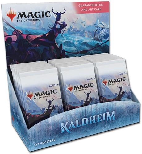 Magic the Gathering - Kaldheim Set Boosterbox