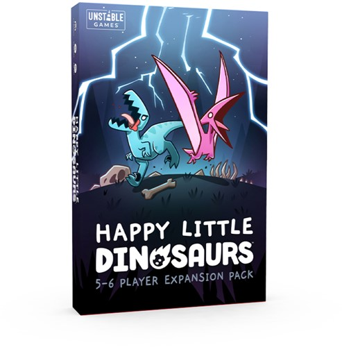 Happy Little Dinosaurs - 5-6 Player Expansion