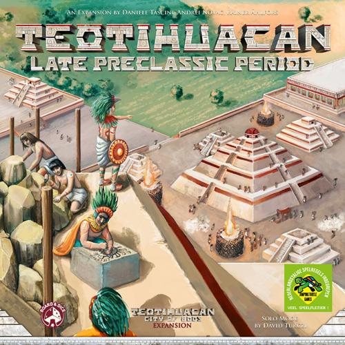 Teotihuacan - Late Preclassic Period NL