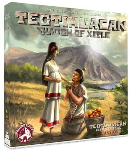 Teotihuacan Shadow of Xitle (+ NL Taalpak)