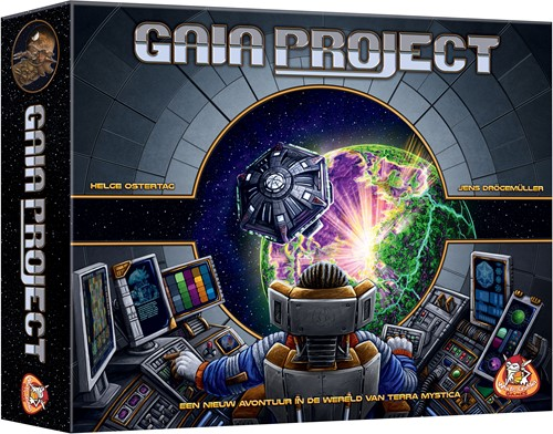 Terra Mystica - Gaia Project