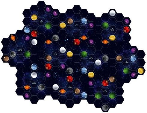 Terra Mystica - Gaia Project-2