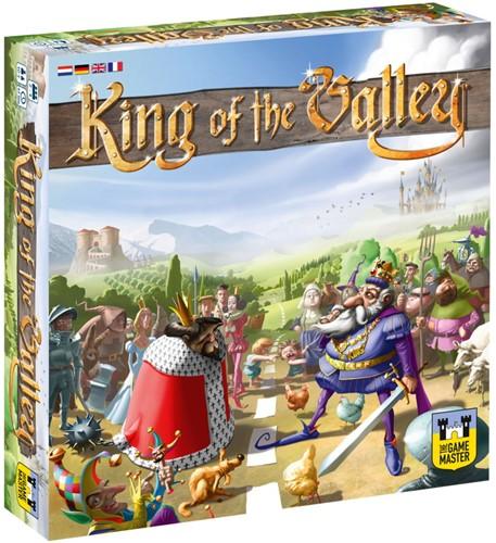 King of the Valley - Bordspel