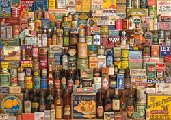 The Brands That Built Britain Puzzel (1000 stukjes)