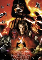 Star Wars - The Dark Side Puzzel (1000 stukjes)-2