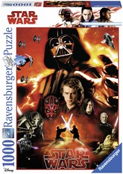 Star Wars - The Dark Side Puzzel (1000 stukjes)