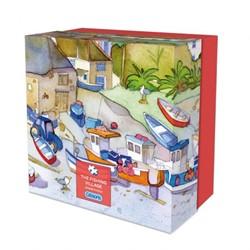 The Fishing Village Puzzel - Gift Box (500 stukjes)