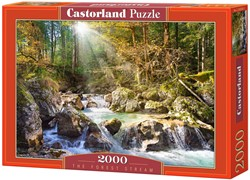 The Forest Stream Puzzel (2000 stukjes)