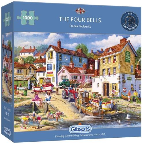 The Four Bells Puzzel (1000 stukjes)