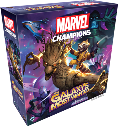 Marvel Champions LCG - The Galaxy's Most Wanted