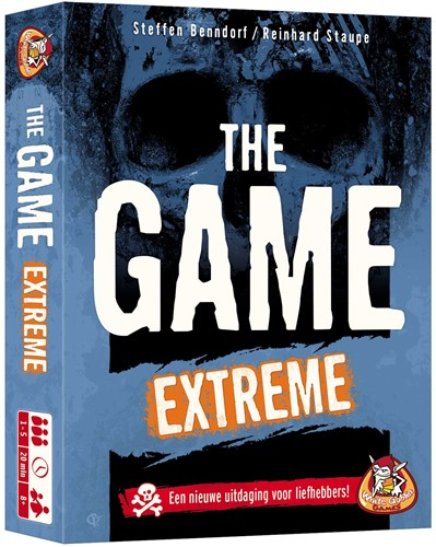 The Game Extreme (demo spel)