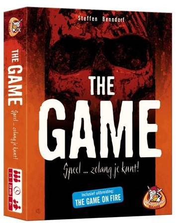 The Game - Kaartspel (demo spel)