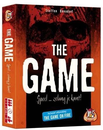The Game - Kaartspel
