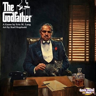 The Godfather - The Board Game