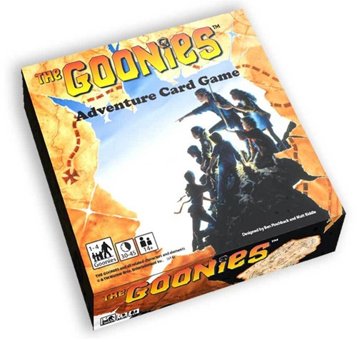 The Goonies - Adventure Card Game